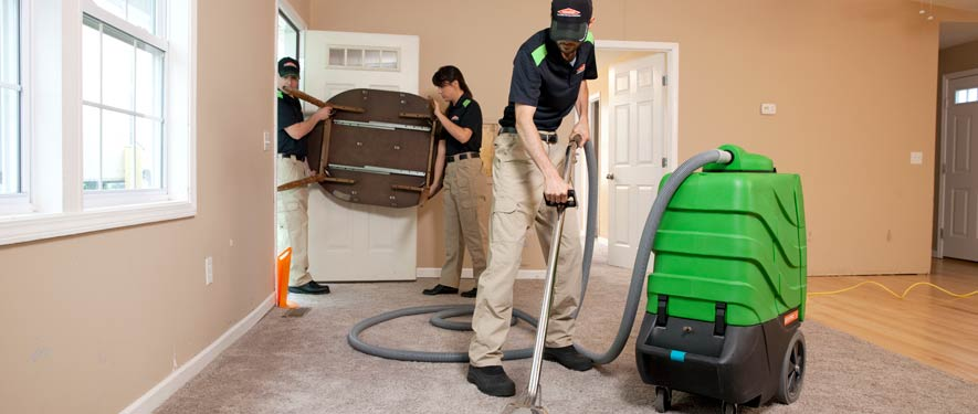 Southfield, MI residential restoration cleaning